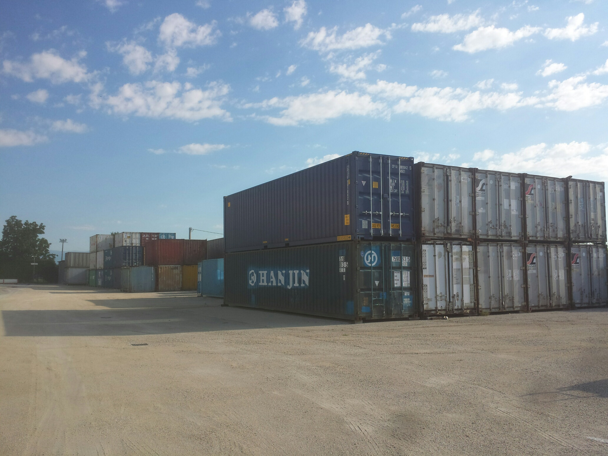 Containers 40″ usati