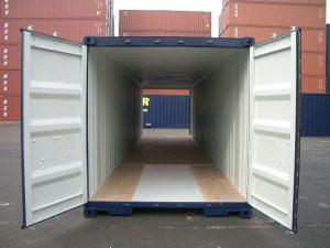 Containers con doppia entrata