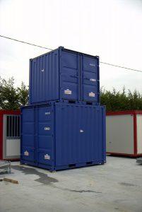 Containers di tutte le dimensioni