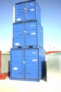 Containers di tutte le misure