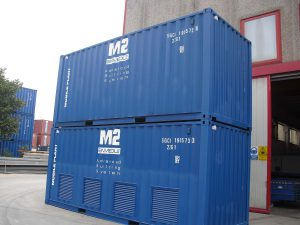Containers per caldaie