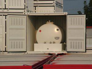 Containers per Olimpiadi