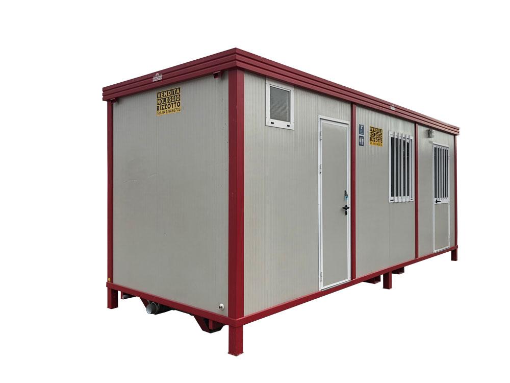 Noleggio Box Prefabbricati